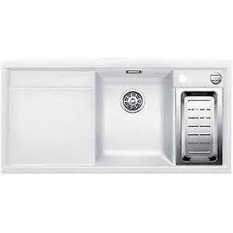 Blanco Axia Ii sink and drainer white 6S with left