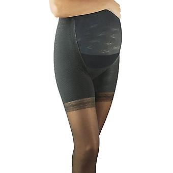 Solidea Magic Maman 70 Anti Cellulite Maternity Support Tights [Style 25770] Moka (Dark Brown)  S