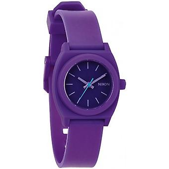 Nixon The Small Time Teller P Watch - Purple