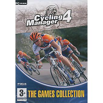 Cycling Manager 4 (PC) (Käytetty)