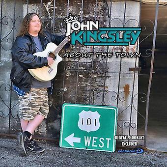 John Kingsley - importación de Estados Unidos sobre la ciudad [CD]