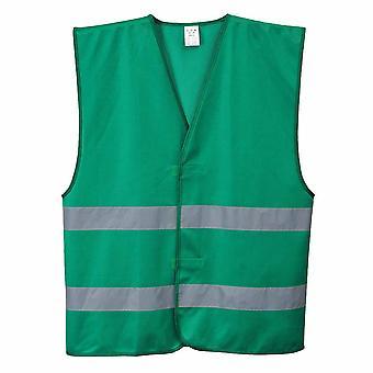 sUw - Iona Hi-Vis Safety Workwear Vest