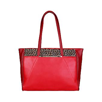 Cavalli Shopping bags Women Red