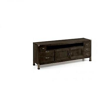 Moycor Tv Industrial 6 Drawer cabinet 2 doors with 1 shelf 160x40x60 Hueco