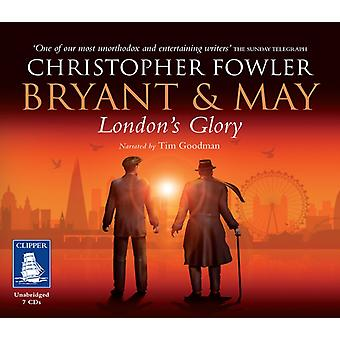 Bryant & May - Strange Tide (Bryant and May) (Audio CD) by Fowler Christopher