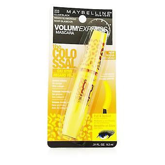 Maybelline Volum' Express The Colossal Cat Eye Washable Mascara - #Glam Black - 9.2ml/0.31oz