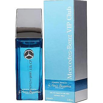 Mercedes-Benz Vip Club Energetic Aromatic By Mercedes-Benz Edt Spray 3.4 Oz