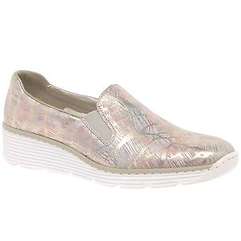 Rieker Jinx Womens Casual Slip On Shoes