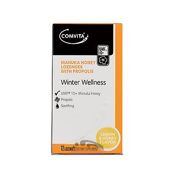 Comvita Manuka Honey Winter Wellness Lozenges With Propolis