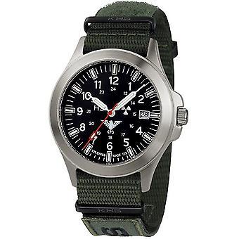 KHS watches mens watch platoon titanium KHS.PT. NXTO1