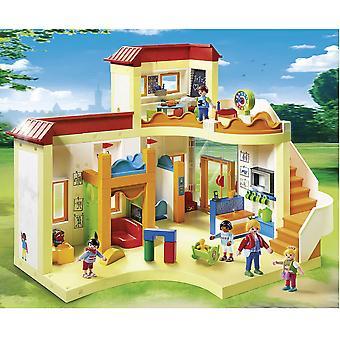 Playmobil ciudad vida sol preescolar