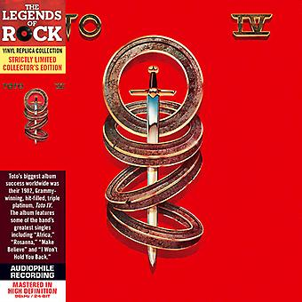 Toto - Toto IV [CD] USA importar