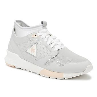 Le Coq Sportif Mens Galet Grey Omicron Sport Trainers