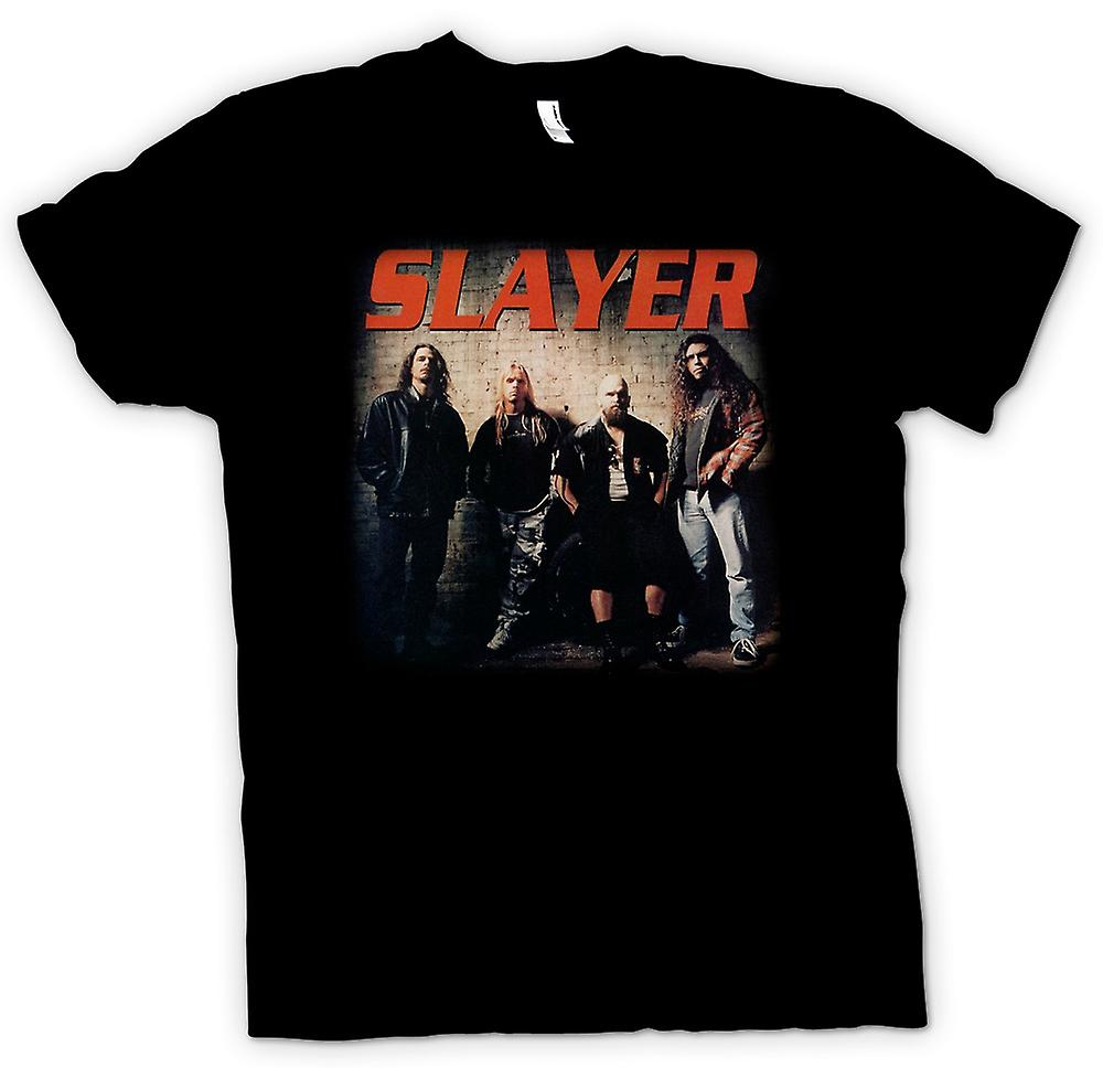 Womens T-shirt - Slayer - Heavy Metal Band