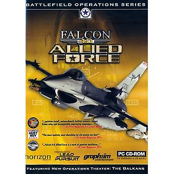 Falcon 4.0 Allied Force (PC CD)
