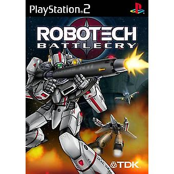 Robotech Battlecry (PS2)