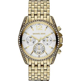Michael Kors Damen Pressley Chronograph Watch MK5835