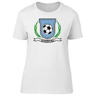 Argentina 2018 Team, Soccer Ball Women's T-shirt