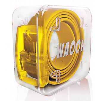 Waooh - belt plastic Waooh yellow
