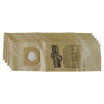 Hoover Turbo Vacuum Cleaner Paper Dust Bags