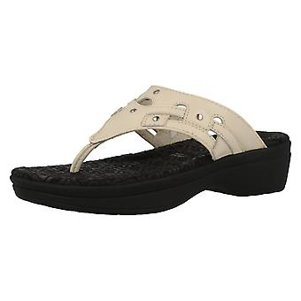 Ladies Rockport Thong Sandals K61179
