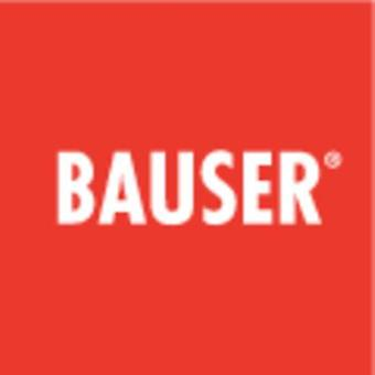 Bauser 3801.3.1.0.1.2 Digital operating hours counter type 3801 Assembly dimensions 45 x 45 mm