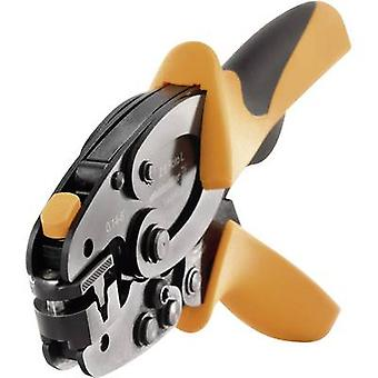 Crimping tool Black, Orange 0.104 mm² 6 mm² Weidmüller