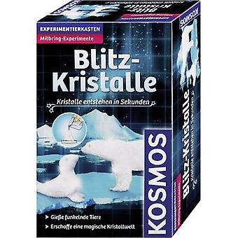 Science kit (box) Kosmos Blitz-Kristalle 657482 10 years and over
