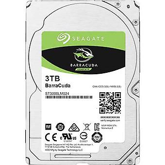 Seagate ST3000LM024 2.5 (6.35 cm) internal hard drive 3 TB BarraCuda Bulk SATA III