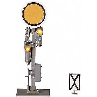 H0 Viessmann 4509 Symbol 2-aspect Advance signal