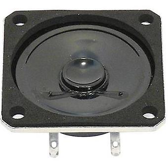 Visaton K 50 SQ 2  5 cm Wideband speaker chassis 2 W 8 Ω
