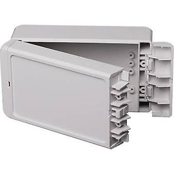 Bopla Bocube B 140806 ABS-7035 Wall-mount enclosure, Build-in casing 80 x 151 x 60 Acrylonitrile butadiene styrene Light grey (RAL 7035) 1 pc(s)