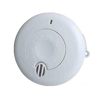 Smoke/Fire Alarmdetector Photoelectric 10 Year Battery Certified - White