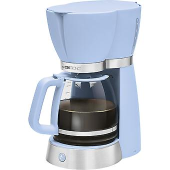 Coffee maker Clatronic 15 cups 3689 KA blue