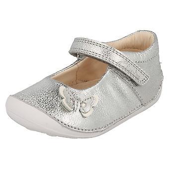 Meisjes Clarks eerste schoenen weinig Mia