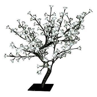 Дерево цвести Рождество семинар 60 см 128 светодиодный Белый
