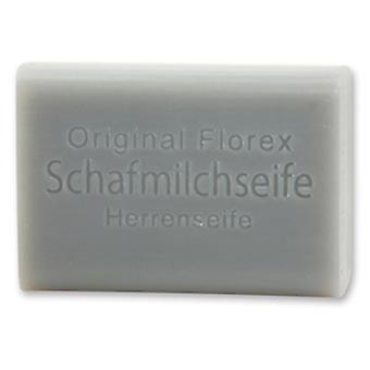 Florex Schafsmilchseife - Herren - mit einem frisch-herben Einzigartigen Duft 100g