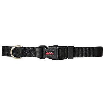 Nayeco Collier pour Chiens Basic Noir Taille S