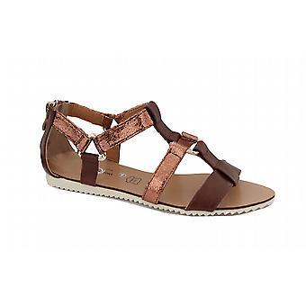 Waooh - Schuh - Sandale zweifarbig und brillant