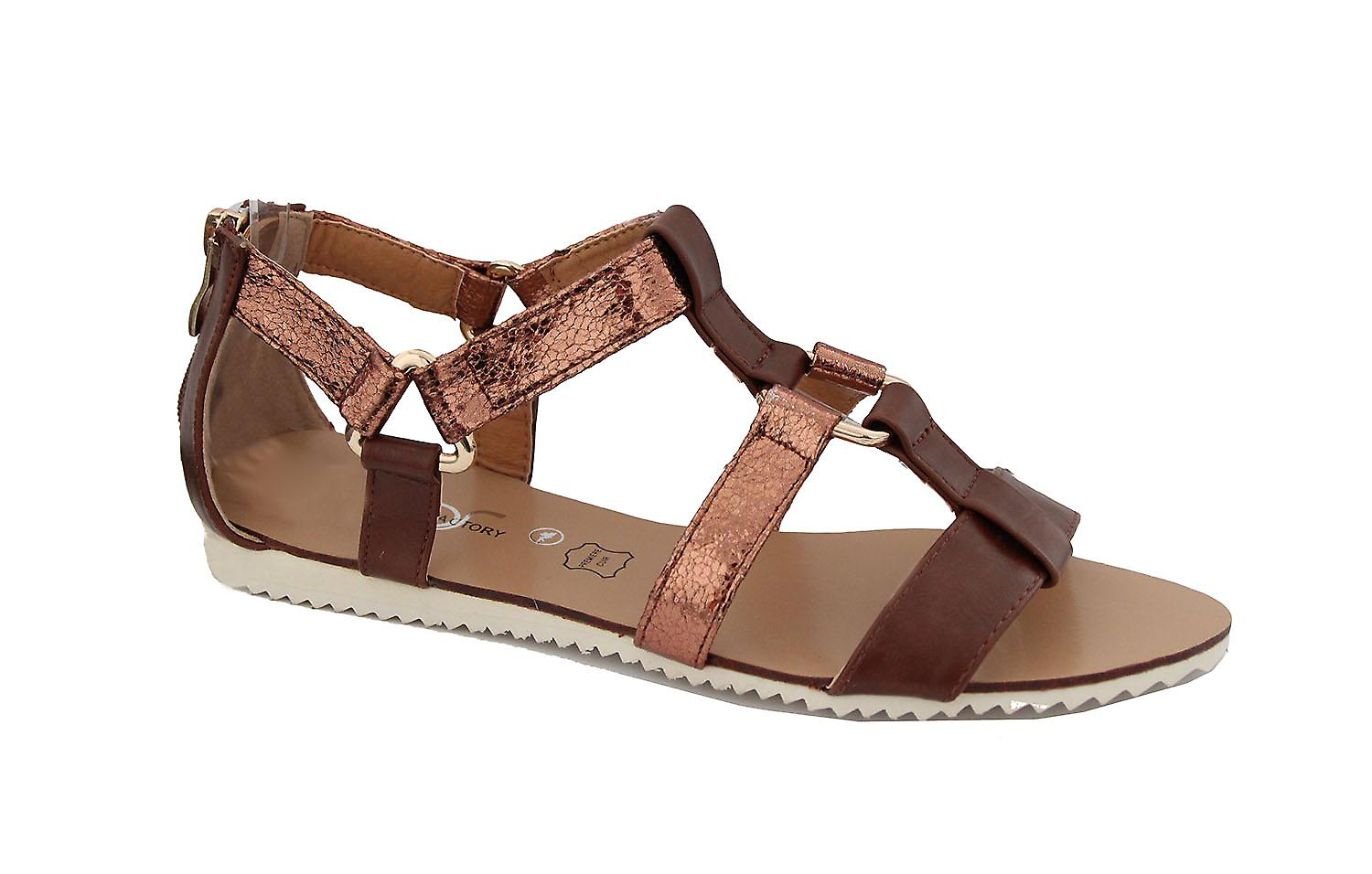 Waooh - Footwear - Sandals bicolor brilliant