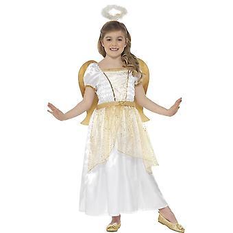 Angel Princess Costume, Medium Age 7-9