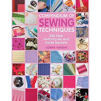 Compendium of Sewing Techniques by Lorna Knight - 9781844485253 Book