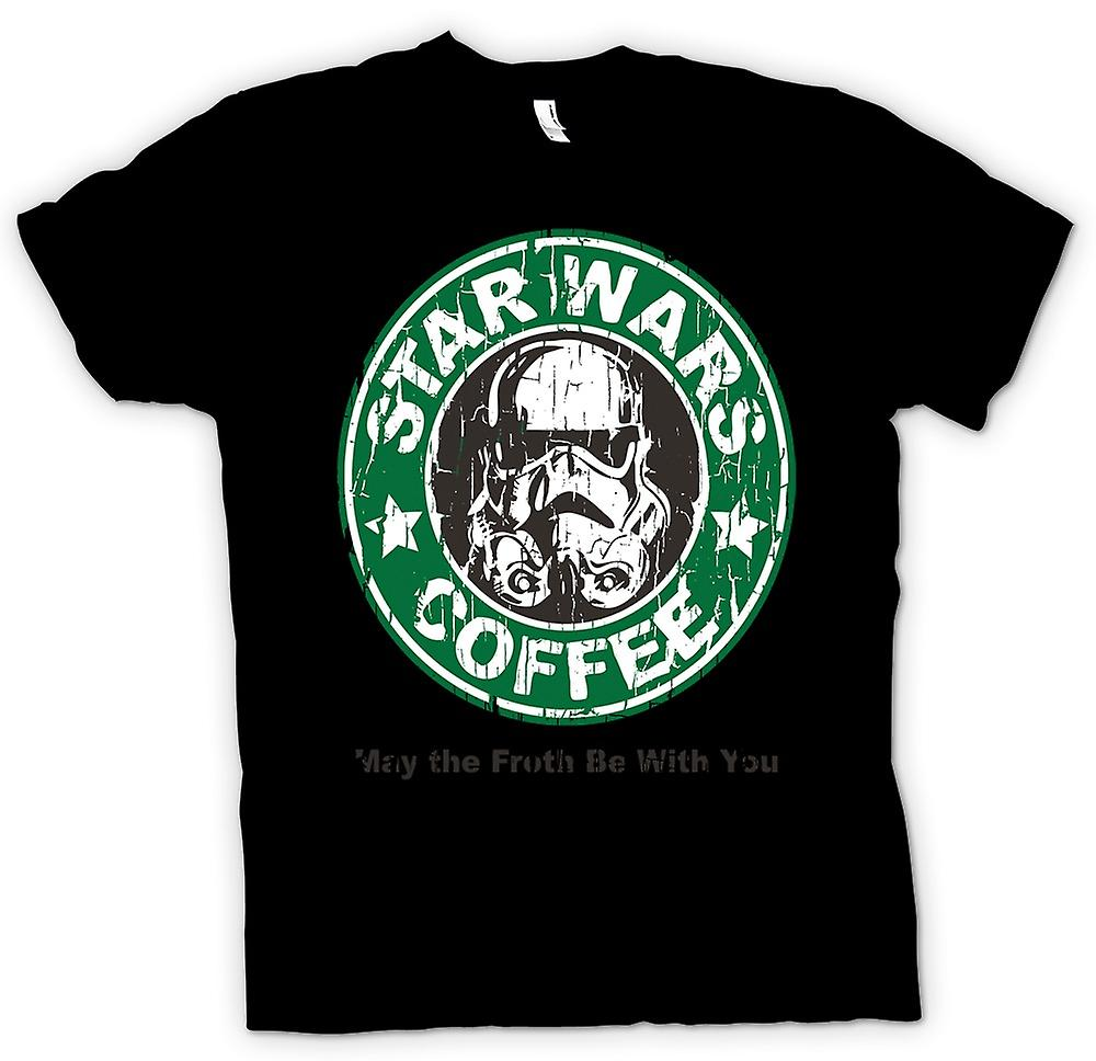 Kinder T-shirt - Star Wars-Kaffee - Stormtrooper