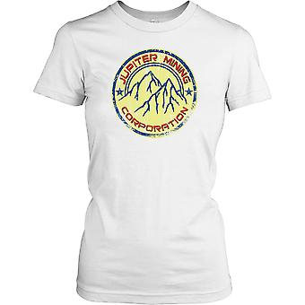 Jupiter Mining Corporation - Funny Ladies T Shirt