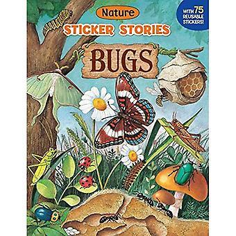 Insecten (natuur Sticker verhalen)
