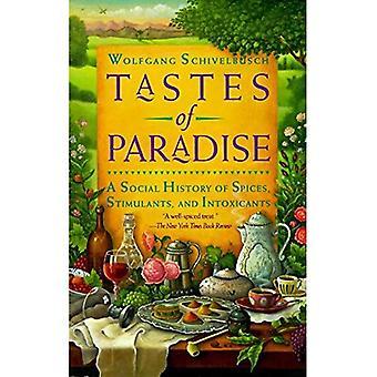 Smakar av paradiset #