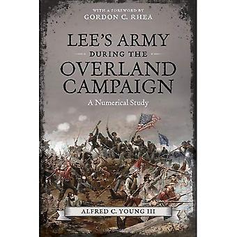 Ejército de las heces durante la campaña por tierra: un estudio numérico