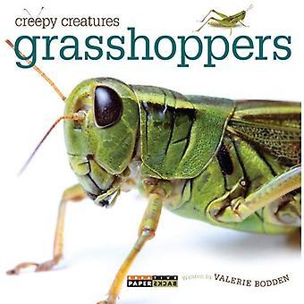 Grasshoppers (Creepy Creatures (Creative Education))