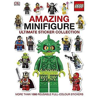 LEGO� Amazing Minifigure Ultimate Sticker Collection