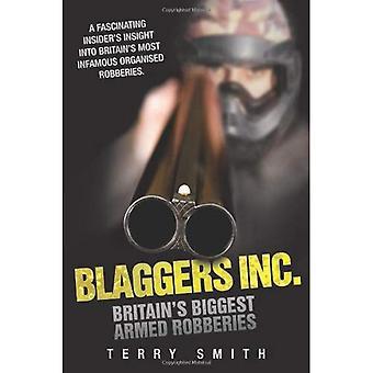 Blaggers Inc: Storbritanniens största väpnade rån